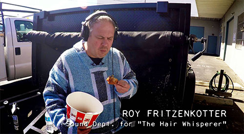 THE HAIR WHISPERER - Roy Interview - Promo No. 10
