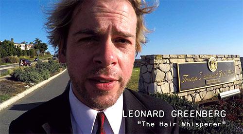 THE HAIR WHISPERER - Leonard Interview - Promo No. 3