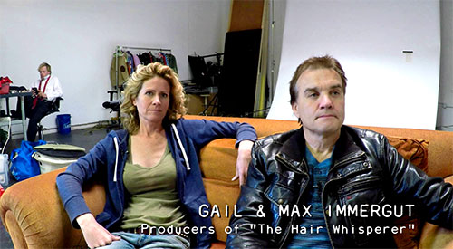 THE HAIR WHISPERER - Gail and Max Interview - Promo No. 7