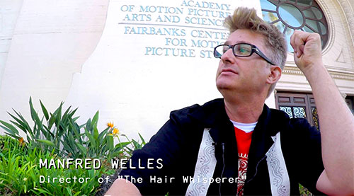 THE HAIR WHISPERER - Manfred Interview - Promo No. 8